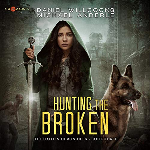 Hunting the Broken cover art