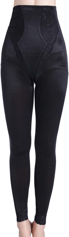 CYBLING Women Sexy Slimming Pants High Waist Tummy Control Panties Thigh Slimmer Butt Lifter Body Shaper