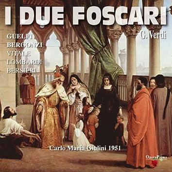 Verdi : I due foscari (1951)