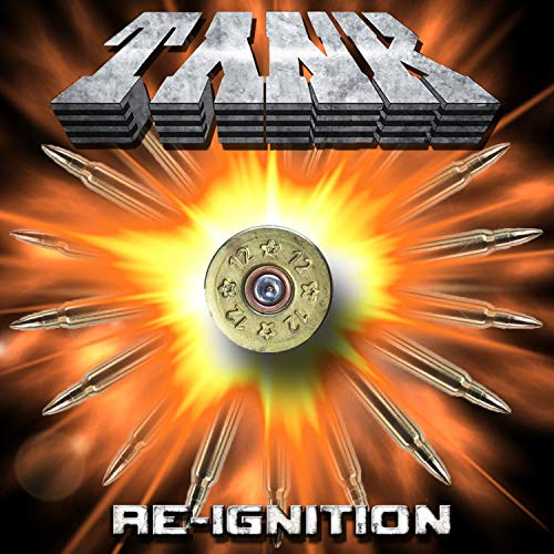 Tank: Re-Ignition (Audio CD)