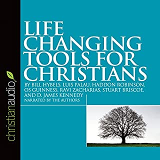 Life Changing Tools for Christians cover art