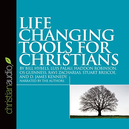 Life Changing Tools for Christians audiobook cover art