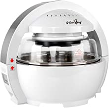 5 Star Chef 13L Air Fryer Oven Cooker - White