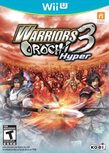 Warriors Orochi 3 Hyper - Nintendo Wii U