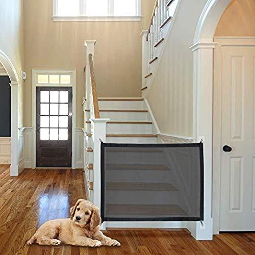 Magic Gate guardia di sicurezza pieghevole Pet Enclosure isolamento net, PET Dog isolato recinzion