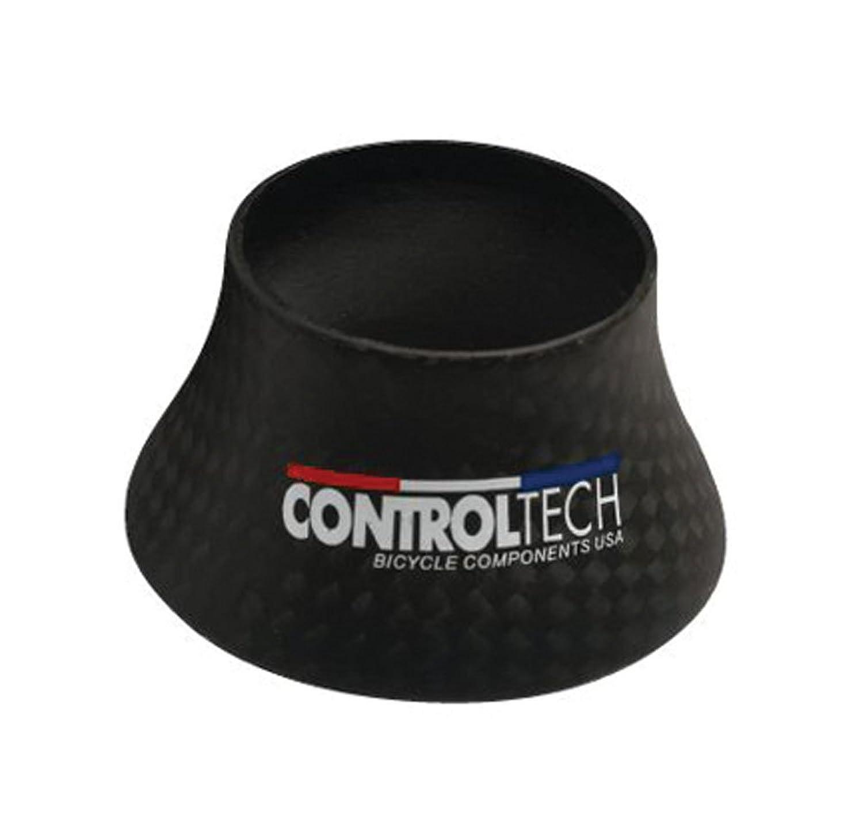 コントロールテックコンプTSスペーサー、35mm、カーボンブラック
