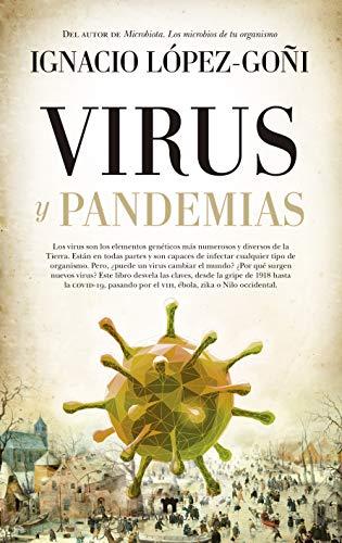 Virus y pandemias (Divulgación Científica) (Spanish Edition)