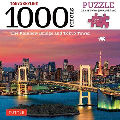 Tokyo Skyline Jigsaw Puzzle - 1