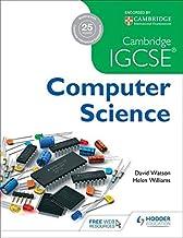 Cambridge IGCSE Computer Science by David Watson - Paperback