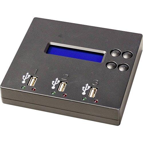 U-Reach Renkforce UB300 2fach USB-Kopierstation USB 2.0 tragbar