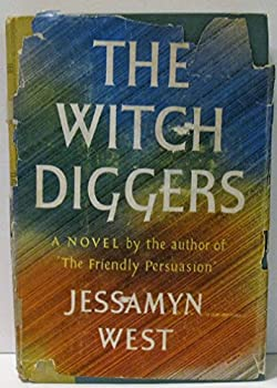 The Witch Diggers 0151976376 Book Cover