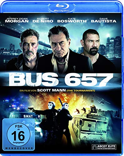 Die Entführung von Bus 657 [Blu-ray]