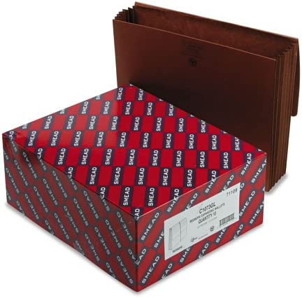 Smead Products - Expanding Wallet Over item handling Letter Max 66% OFF 5-1 E Size 4