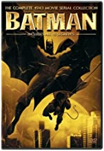 Batman - The Complete 1943 Movie Serial Collection