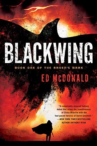 Blackwing (Ravens Mark Book 1) (English Edition) eBook: McDonald, Ed: Amazon.es: Tienda Kindle