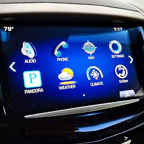 [Cuescreens] Premium OEM for Cadillac CUE Replacement Touch Screen Display + Free Install Help