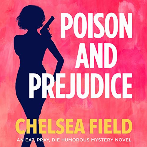 Poison and Prejudice audiobook cover art