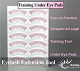 35 Pairs Under Eye Sticker/Patches for Eyelash Extensions/Training Tools