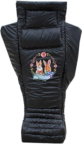 Coussin Chauffant pour Chauffage électrique,Sairain 5 en 1 Corps entier chauffant pour soulager la douleur, réchauffer les pieds,Régulation de la température, amovible lavable(Cuir noir)
