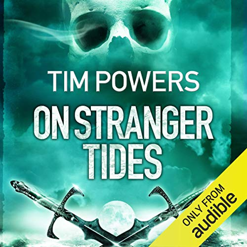 On Stranger Tides Audiobook By Tim Powers cover art