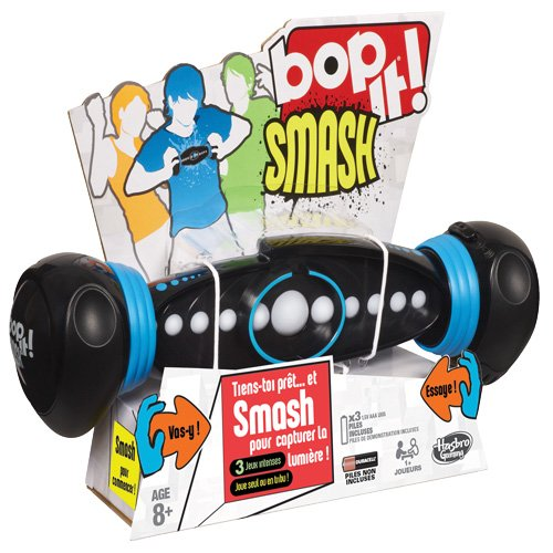 Hasbro 329491010 - Bop it Smash [FR Import]