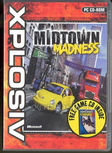 Midtown madness Xplosiv [UK Import]