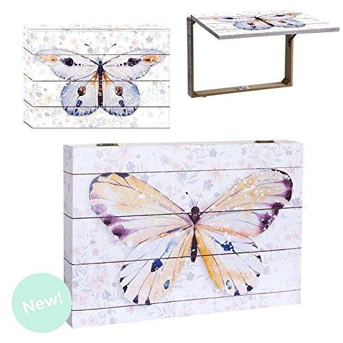 Tienda Eurasia - Tapa contador estampado mariposa a elegir (sino se asignará uno de forma aleatoria)