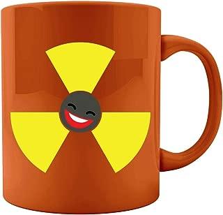 Radioactive Emoji Cool Creative Design - Colored Mug