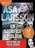 En sacrifice à Moloch - Livre audio 1 CD MP3
