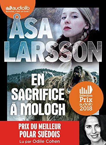 En sacrifice à Moloch: Livre audio 1 CD MP3
