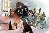 Puzzle 1000 Piezas Película de ciencia ficción de Star Wars 75x50CM ompecabezas adultos para Niños Regalo para niños y AdultosRompecabezas de Juguete de Interior puzzles para adultos