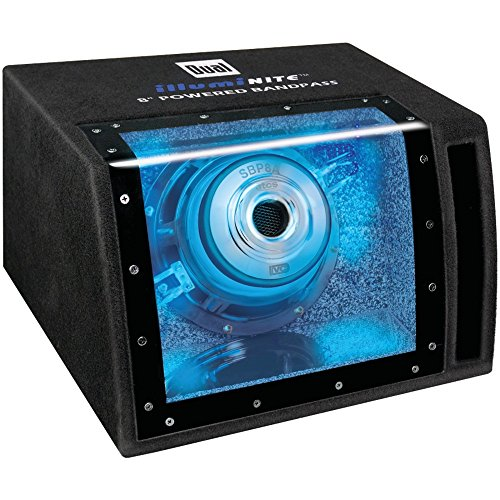 Dual Electronics SBP8A 8 inch illumiNITE High...