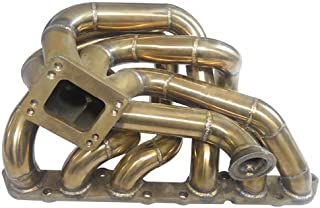CXRacing T4 Thick Wall Turbo Manifold For 98-05 GS300 2JZ-GE NA-T 2JZ
