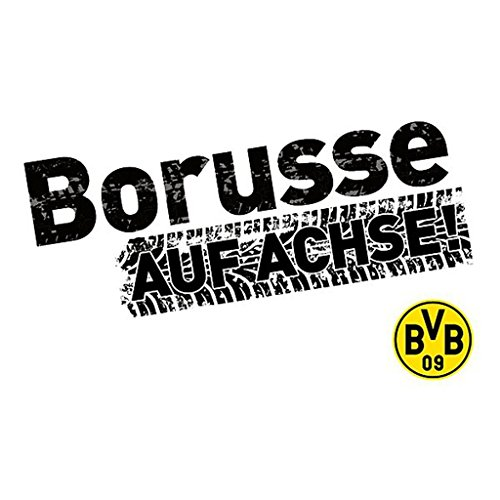 Borussia Dortmund bumpersticker, sticker, borusse op as, BVB 09