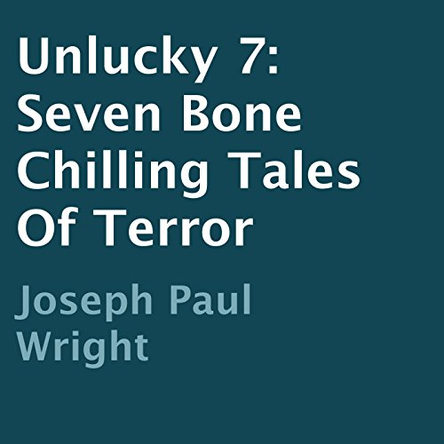 Unlucky 7 audiobook cover art