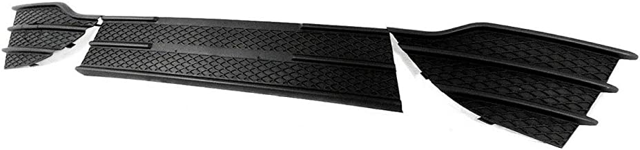 Oneuda Front Left Right Bumper Grille Cover Grille Grill Triangular Grill For Ford Escape 2013-2106