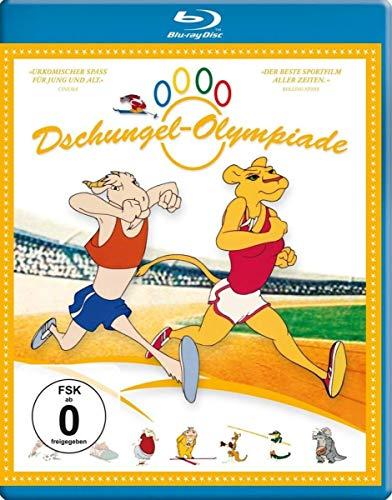 Dschungel-Olympiade [Blu-ray]