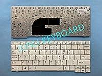 JUNLI KEYBOARD For Asus MK90 EEEPC MK90 EPC MK90H White US V091962BS1 0KNA-1G2US01 Laptop Notebook Keyboard