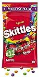SKITTLES - Bonbons enrobés goût Fruits - Pochon de 312g