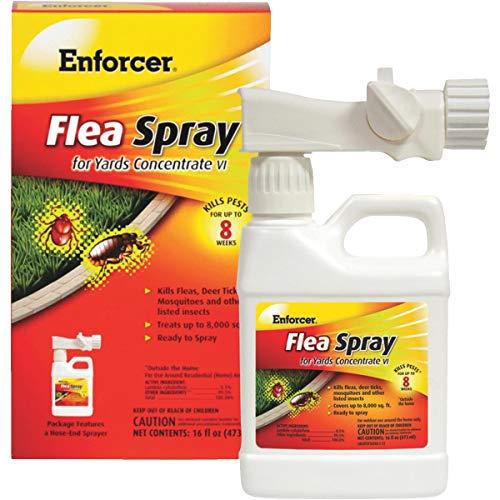 Flagline EFSY163 Flea Spray Multiple Insects Rtu, 16 oz