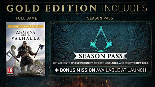 Assassin's Creed Valhalla Amazon Limited Edition (Xbox One/Series X) (Exclusive to Amazon.co.uk)