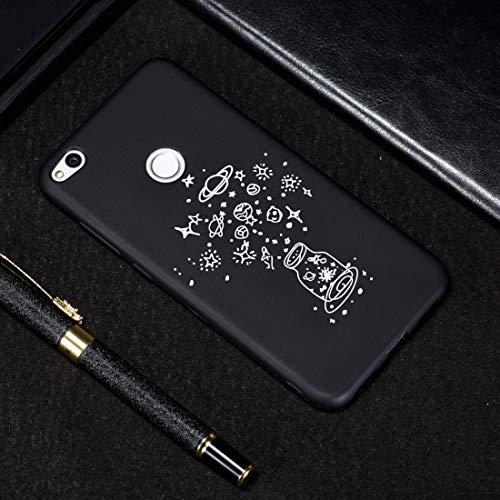 LICHONGGUI Deseando el Estuche Suave TPU con patrón Pintado for Huawei P8 Lite