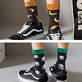 Zoom IMG-1 gukkk 8 paia calze arte