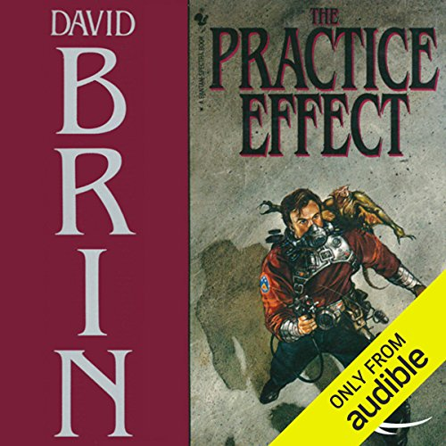 The Practice Effect audiobook cover art