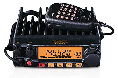 Yaesu FT-2980 80W 2m Rugged Mobile Transceiv