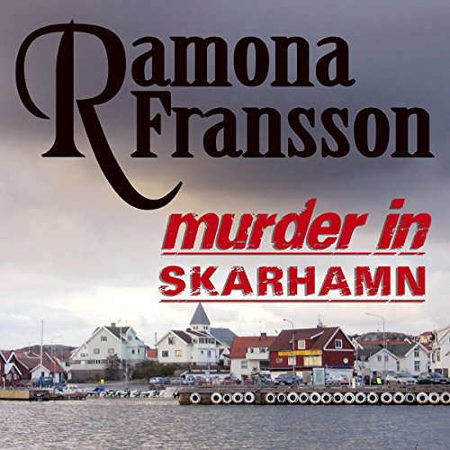 Murder in Skarhamn audiobook cover art