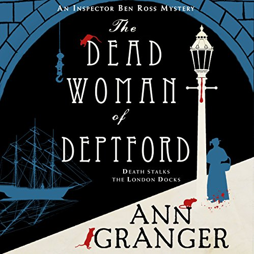 The Dead Woman of Deptford cover art