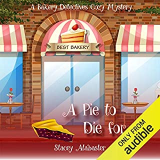 A Pie to Die For audiobook cover art