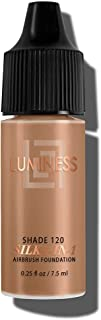 Luminess Air Airbrush Silk 4-in-1 Enhanced Foundation shade 120 .25 oz