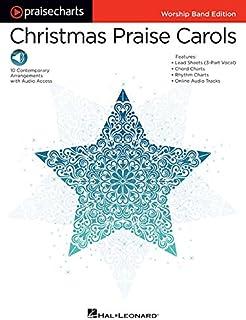 Christmas Praise Carols-Lead Sheets+Rhythm: Praise Charts